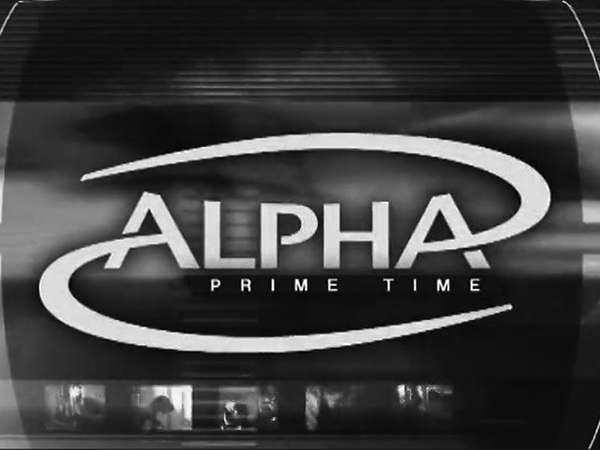 "<b>Alpha Primetime TV Ident</b><br>Description: TV Ident for ""Alpha"" broadcast television. Compositing and motion graphics by MethODD. <br><b>Created: 2004</b>"